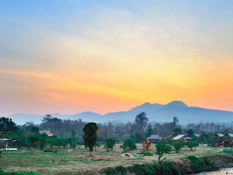 บ้านกระทิงปาย (Baan Krating Pai)