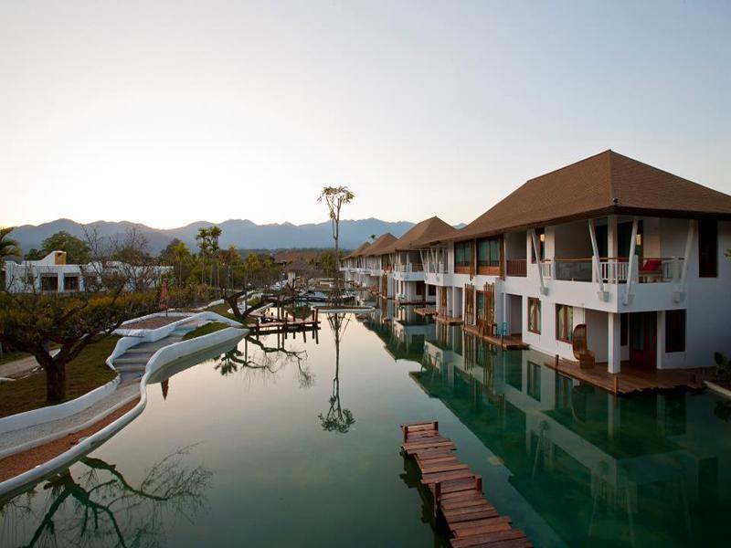ดิ เอีย ปาย รีสอร์ท แอนด์ สปา (The Oia Pai Resort & Spa)