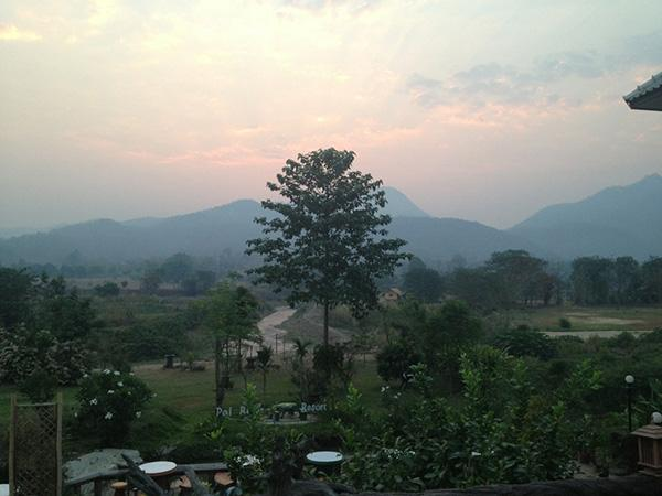 เดอะ ริเวอร์ ออฟ เลิฟ แอท ปาย (The River Of Love @Pai Resort)