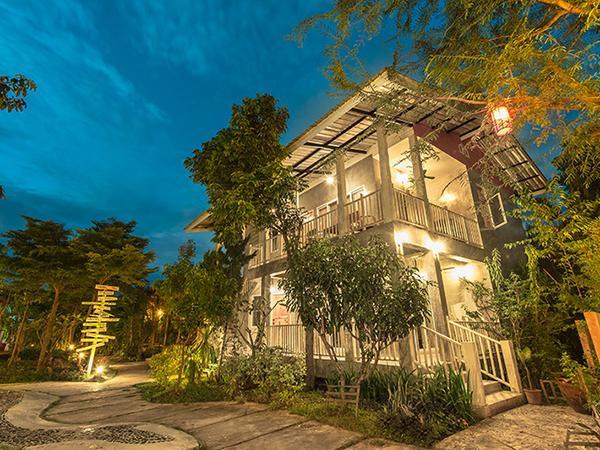 บ้านโชคดีปาย (Baan Chokdee Resort)